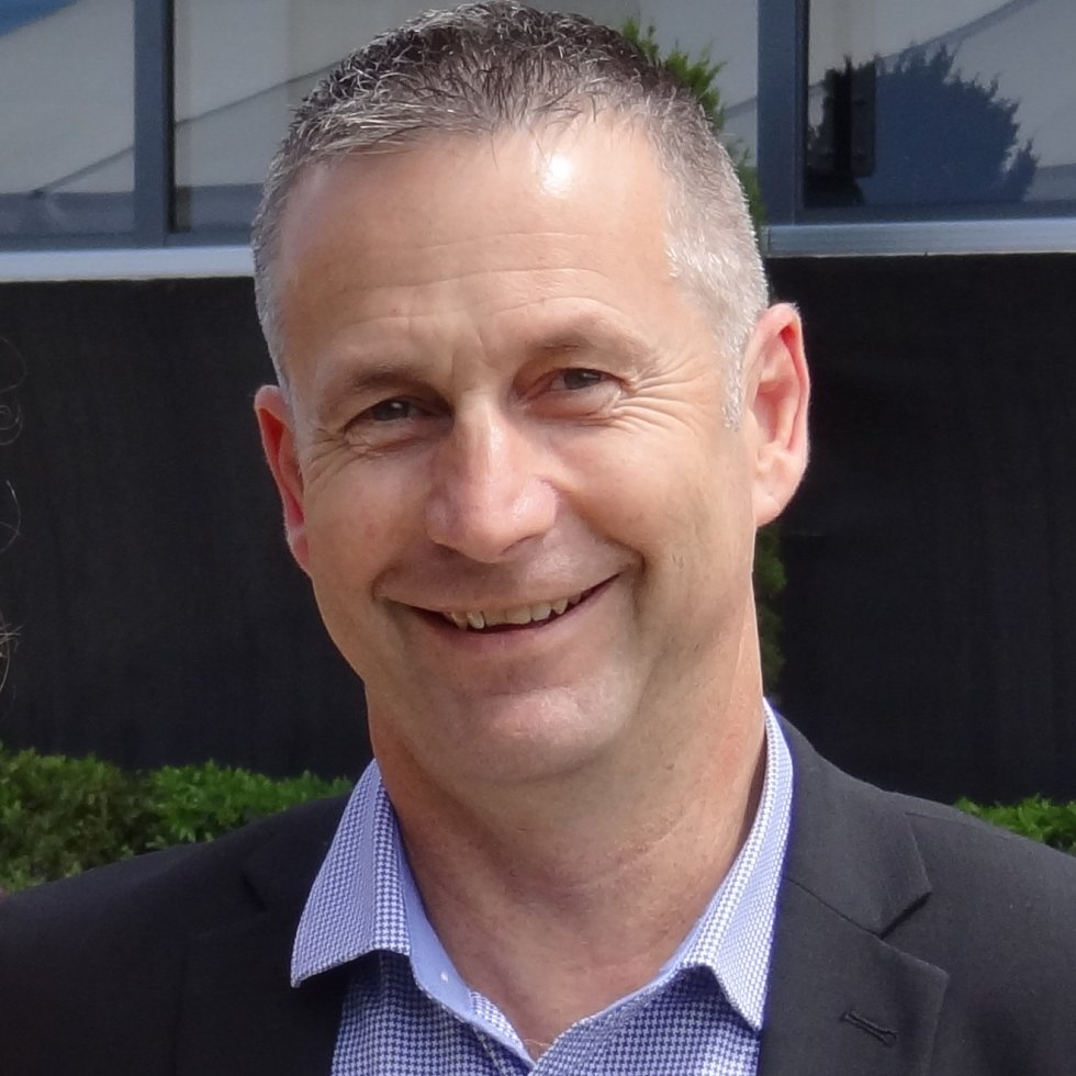 Coles' business category manager for meat, Chris Nicklin