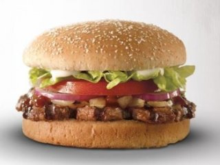 Hungry Jack's new Organic-beef BBQ Deluxe Country Burger