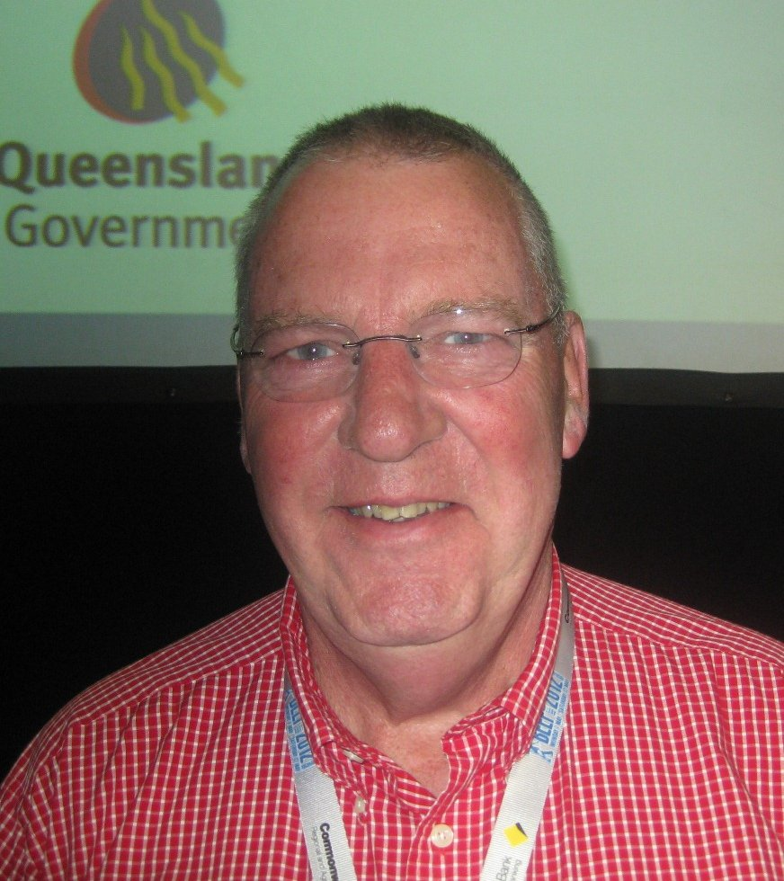 Agribusiness consultant Phil Holmes