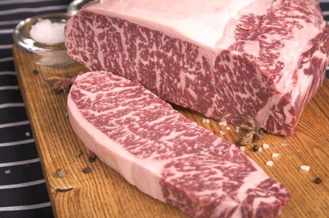Cabassi & Co's Red label fullblood Wagyu brand