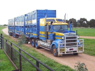 Hampton Livestock Transport operates from two depots at Bullsbrook and Geraldton in WA.