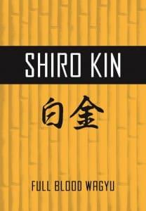 Shiro Kin Logo