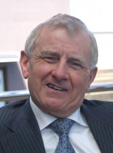 New ALEC chairman, Simon Crean