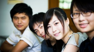 Chinese students. Picture: www.hirechinese.com.au
