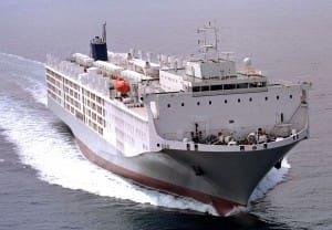 MV Ocean Drover
