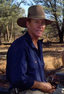 Cunnamulla landholder and WoolProducers director Jim McKenzie.