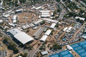 Aerial shot Beef 2012