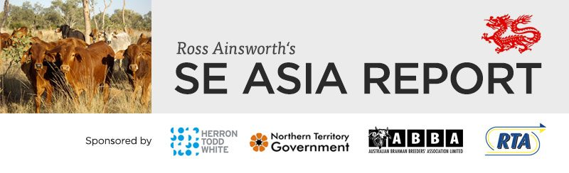 Ross Ainsworth's SE Asia Report