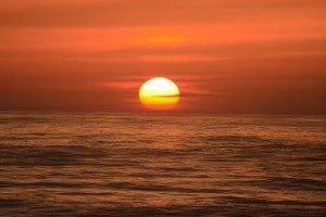 Warming seas suggest El Niño is on the horizon. dmytrok/Flickr