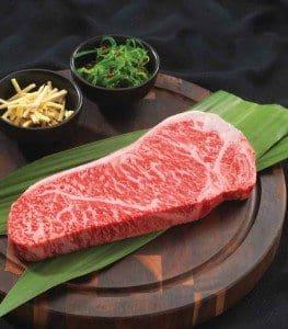 Wagyu steak AACo