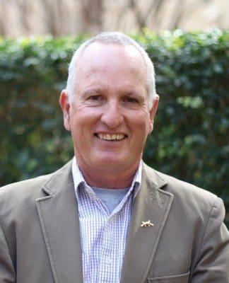 SAMRC chair Ralph Shannon