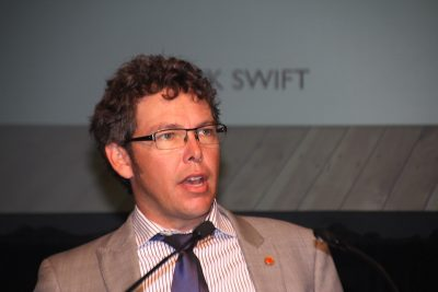 NSW farmer Mark Swift.