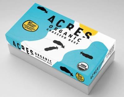JBS Organic Acres brand lid