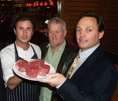 Richard Eldershaw from Rangers Valley will discuss Wagyu bloodlines that perform best in F1 programs