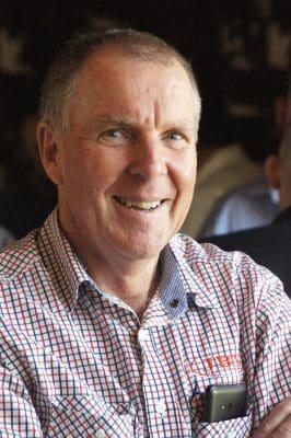 JBS livestock manager, northern, Steve Groom