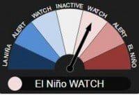 El Nino watch Mar 2017
