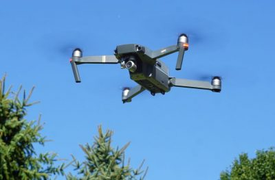 The-avic-Drone