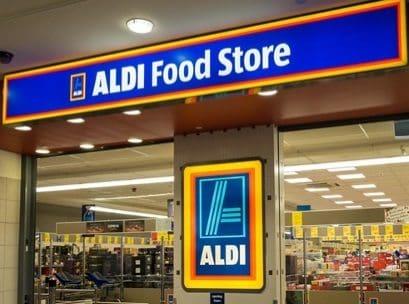 aldi supermarket stock price
